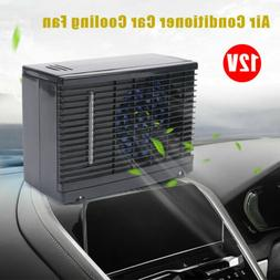 12V Air Conditioner Portable Car Truck Cool Cooling Fan Wate
