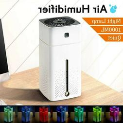 1pc Air Humidifier Lightweight Mini Premium Air Conditioning