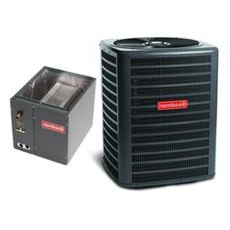 1.5 Ton 13 Seer Goodman Air Conditioning Condenser and Coil
