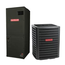 3 Ton 16 Seer Goodman 2-Stage Air Conditioning System