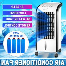 220V Portable Air Conditioner Conditioning Cooling Cooler Fa