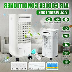 220V Portable Air Conditioner Conditioning  Humidifier Coole