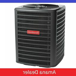 3 ton 16 SEER Goodman central AC unit air conditioning Conde