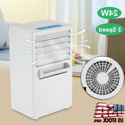 3 Speed Portable Air Conditioning Fan Humidifier Summer Cool