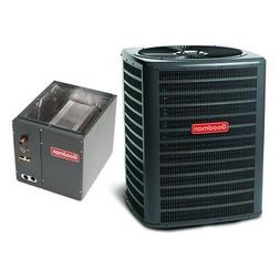 3 Ton 14 Seer Goodman Air Conditioning Condenser and Coil GS