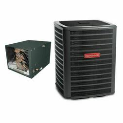 3 Ton 14 Seer Goodman Air Conditioning Condenser and Coil