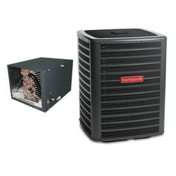 3 Ton 15 Seer Goodman Air Conditioning Condenser and Coil -