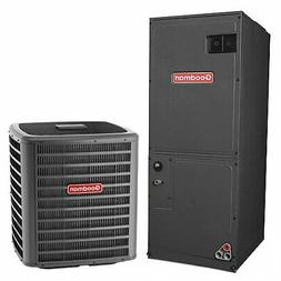 Goodman 3 Ton 16 Seer Air Conditioning System with Multi-Pos