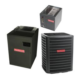 5 Ton 17 Seer Goodman 2-Stage Air Conditioning System