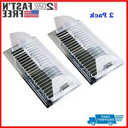 Air Conditioning Vent Deflector Heat Register Cold Wall Floo