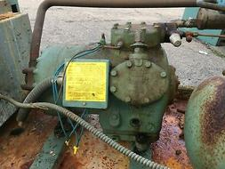 Carrier Carlyle Air Conditioning Water Cooled Compressor Uni