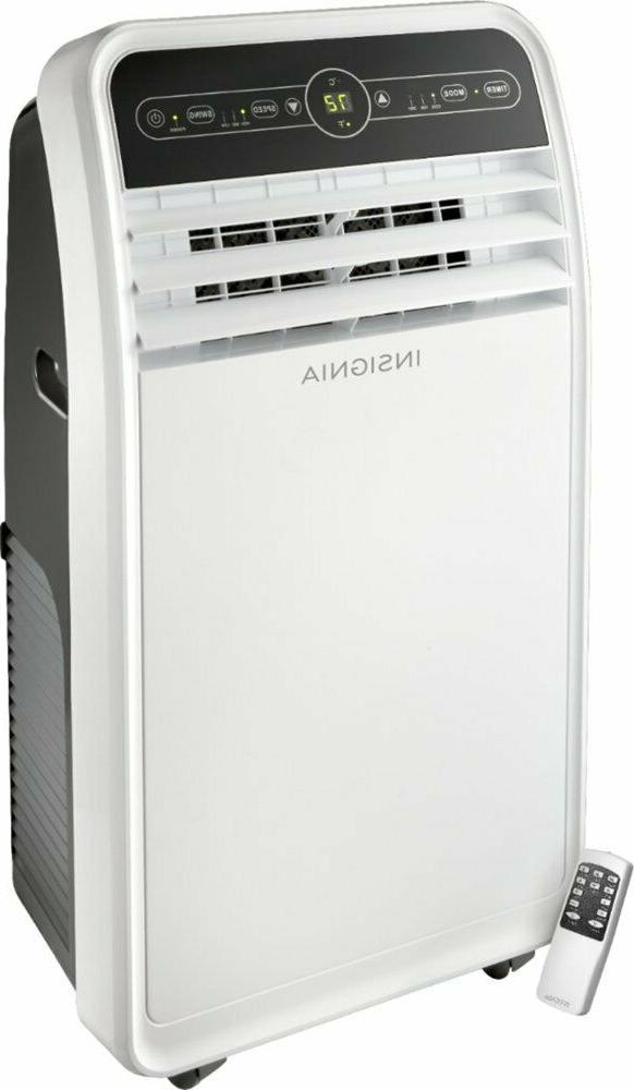 550 sq ft portable air conditioner white