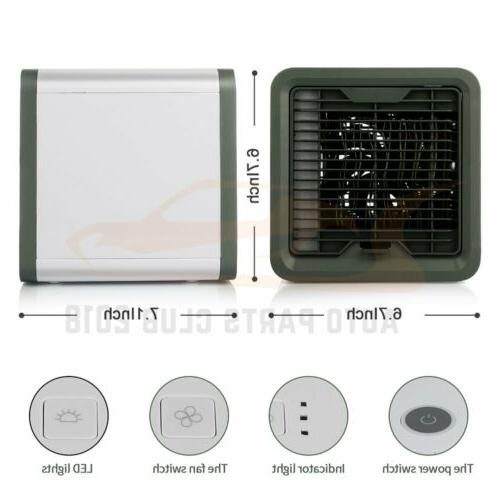 AC Air Conditioner Mini3 Cooling Humidifier US