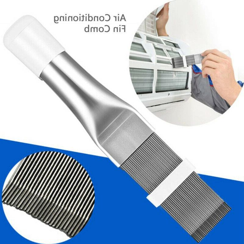air conditioning fin comb fan air conditioner