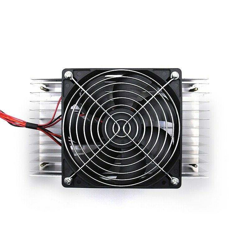 DC12V 150W Semiconductor Refrigeration Air-conditioning Cold Room