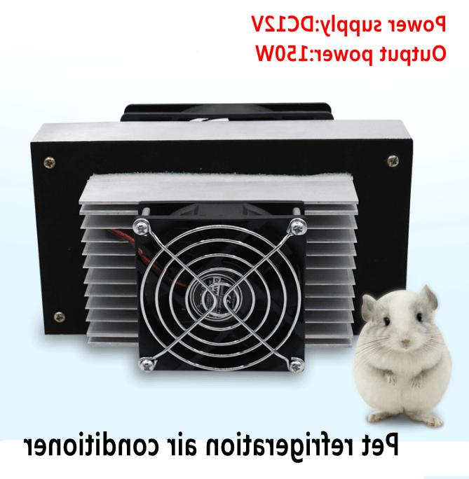 dc12v 150w semiconductor electronic refrigeration air condit
