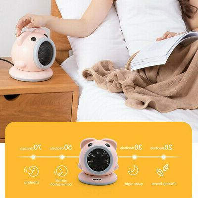 heater small air conditioning portable heater mini