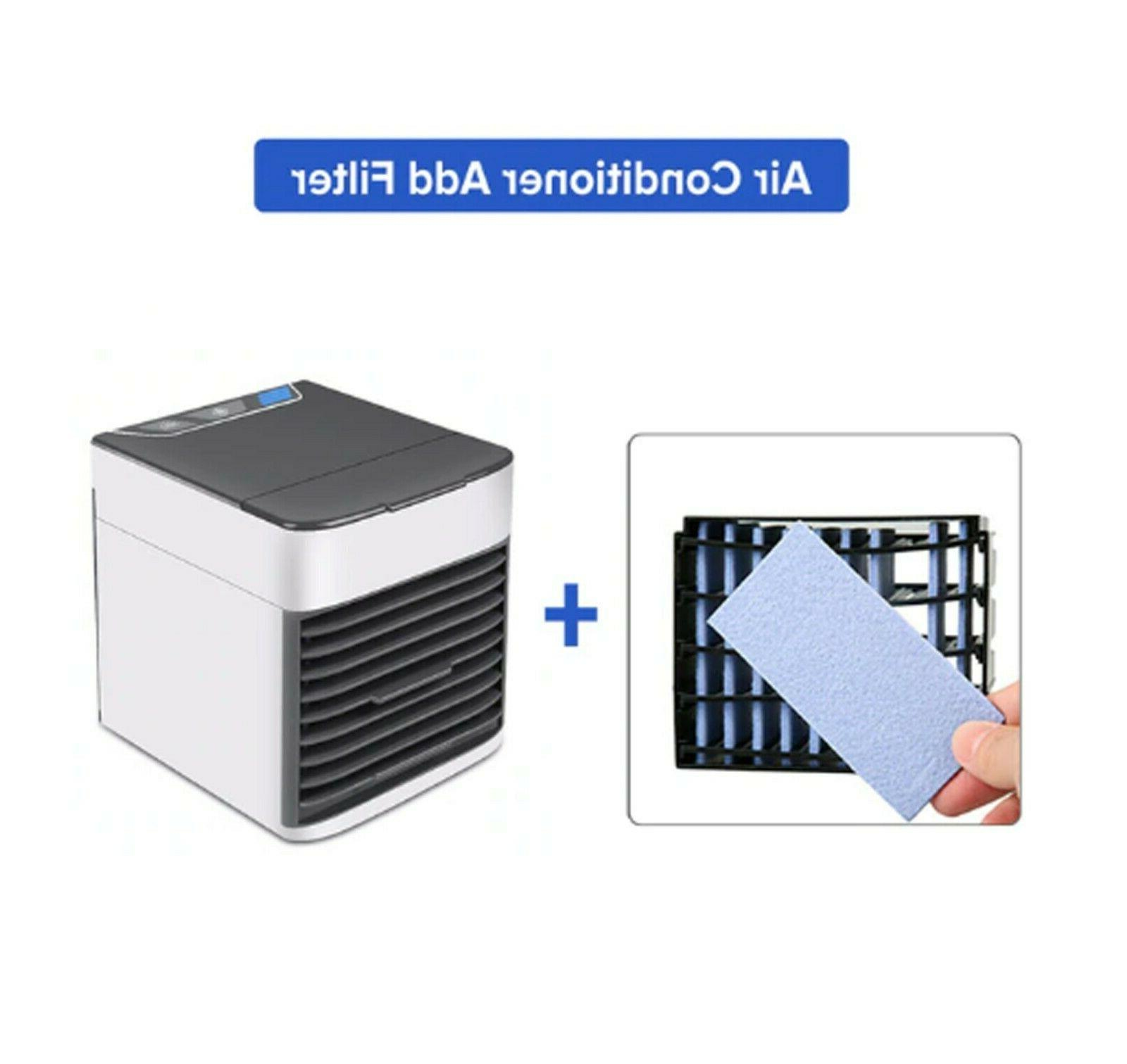Mini Air Conditioner Cooler Portable Air Conditioning Device