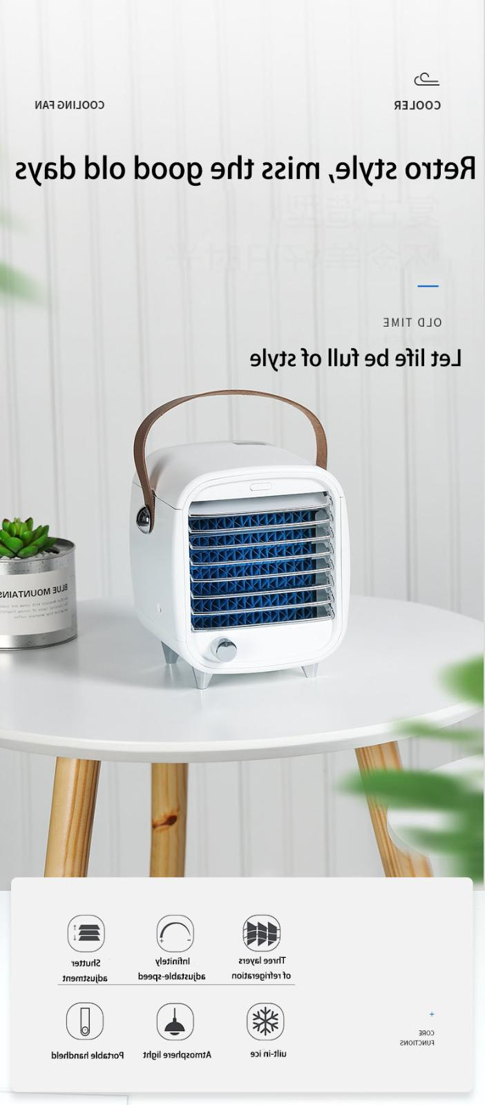 Mini Cooling Fan - Portable Conditioning Cooler