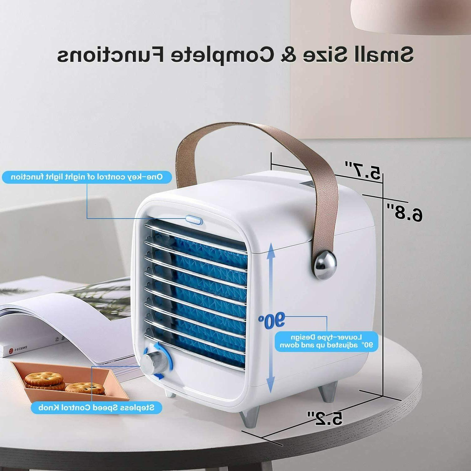 Fan Air Conditioning Air Cooler