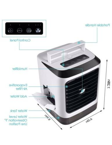 Personal Air 3 in 1 Portable Conditioner with LED