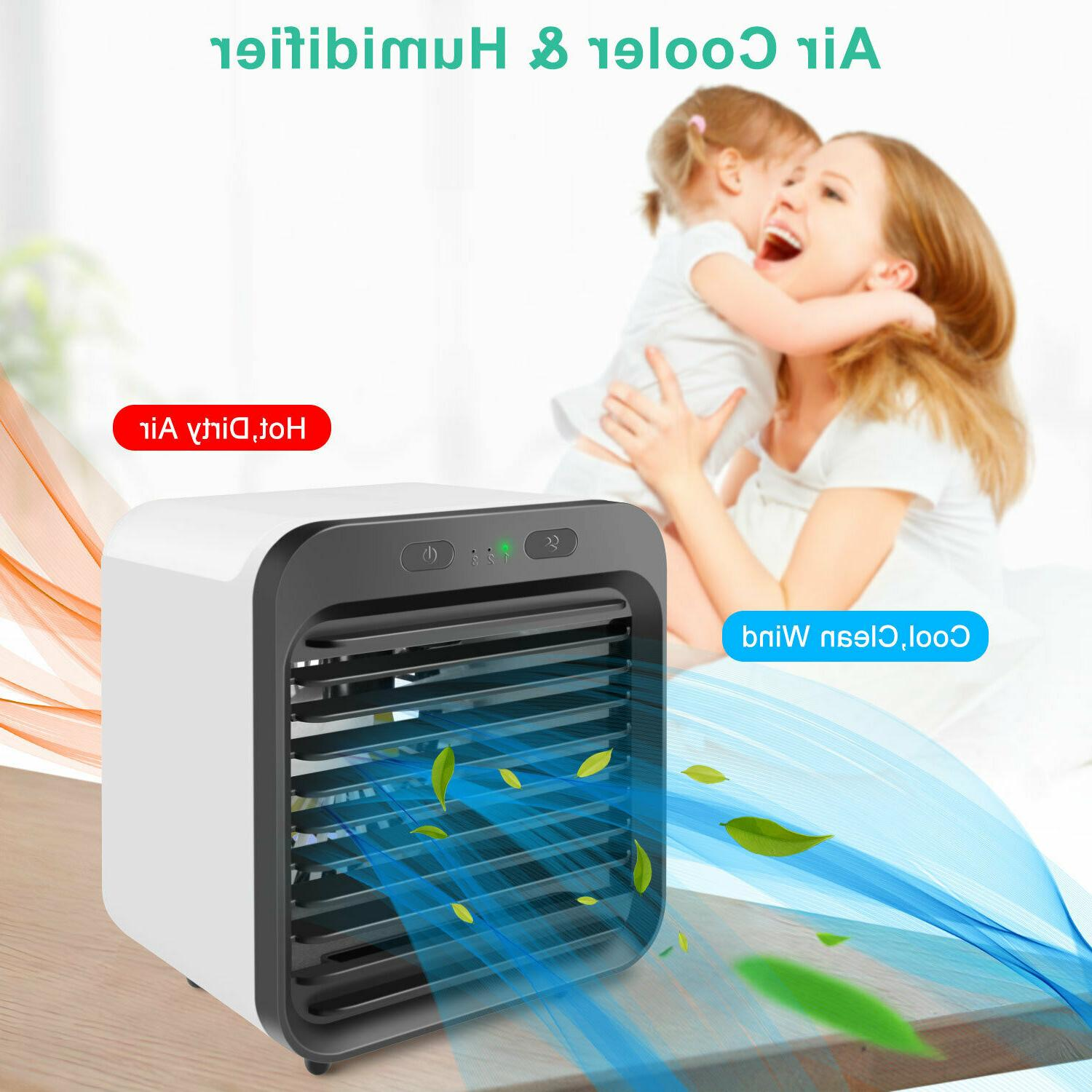Personal Air Conditioner Fan Purifier