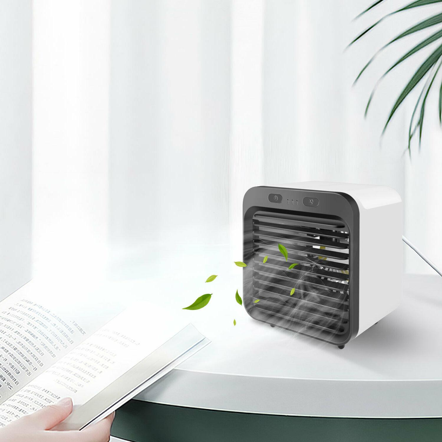 Personal Space Air Cooling Fan Purifier