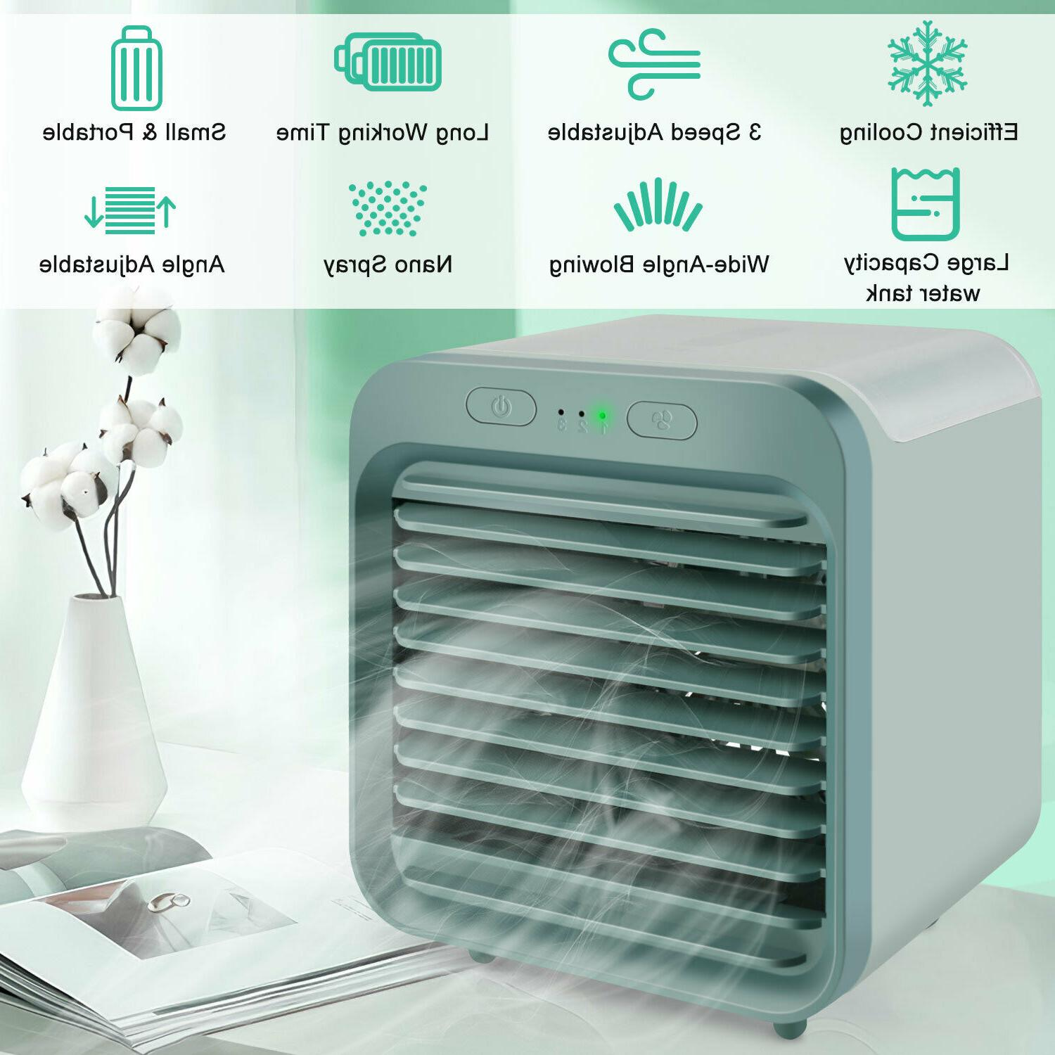 personal space portable mini air conditioner cooling