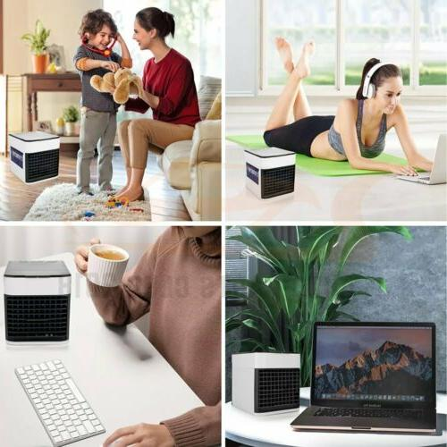 Portable Conditioner, Personal Air Fan, Humidifier, Purifier 3