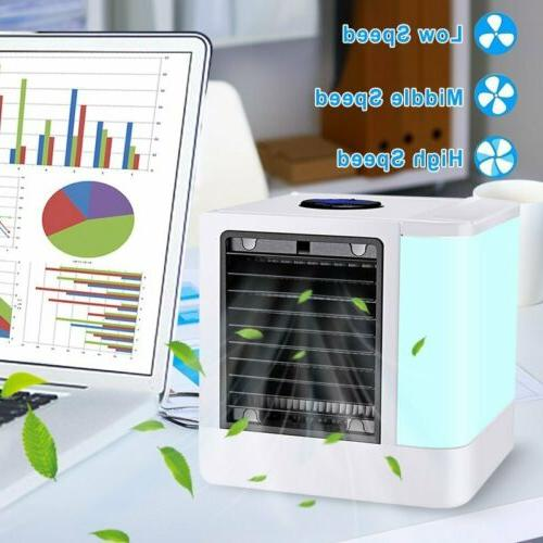 Portable LED Air 3 in 1 Unit Humidifier