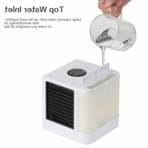 Portable LED Air Conditioner 3 1 Humidifier