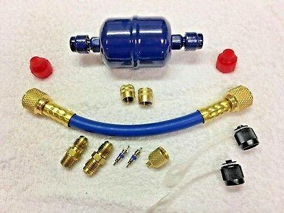refrigerant recovery pre filter kit made