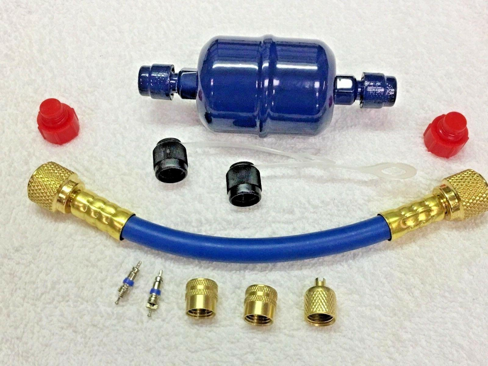 refrigerant recovery pre filter kit part 121615636