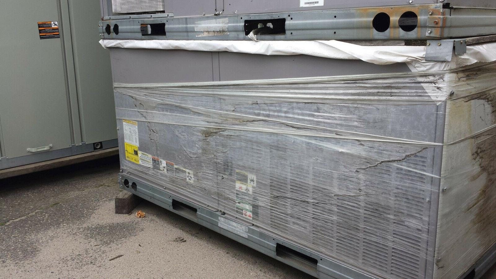 weathermaker 4 ton model 48tc packaged air