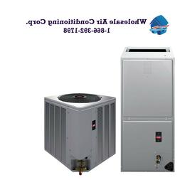 Weatherking  3 Ton 14 Seer Central Air Conditioning Split Sy