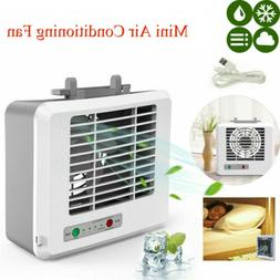 Mini Air Conditioning Conditioner Unit Fan Portable Low Nois